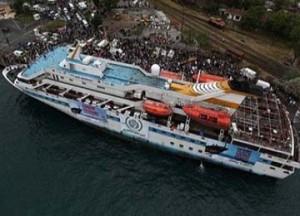 Kapal Pembawa Bantuan untuk Gaza