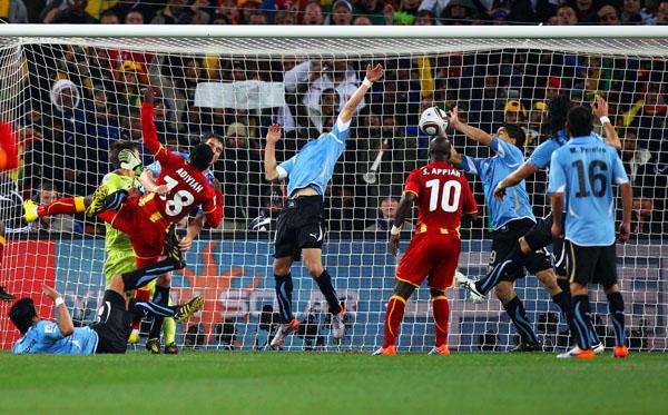 Sudah Sepantasnya Luis Suarez Diusir dari Piala Dunia