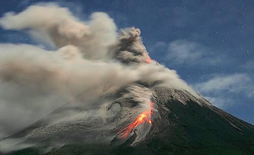 Gunung Api,PemusnahPeradaban
