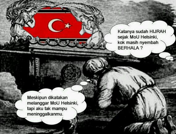 GAM Sudah Hijrah, Kok Masih Sembah Berhala?