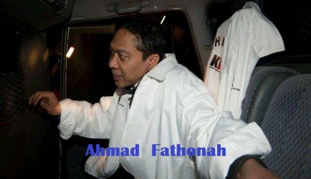 Jejak Kelam Ahmad Fathanah alias Olong