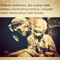 Cinta Ituu Sangat Sederhana