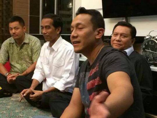Siapa AM Hendropriono Yang di Belakang Jokowi? (1/2)