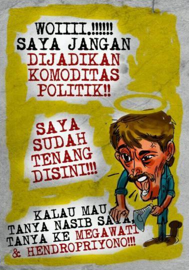 Siapa AM Hendropriono Yang di Belakang Jokowi? (2/2)