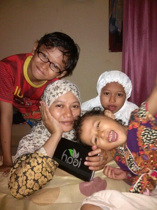 Ibu untuk Anak Kita